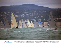 Strongs winds for epic day four in Palamós