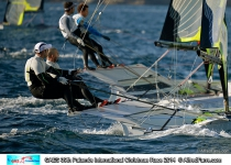 No wind on day four leaves the fleet ashore