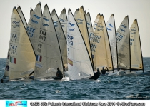 Medal Race day in Palamós!