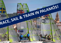 Training and equipment storage in Palamós